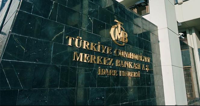 MERKEZ BANKASI'NIN RESMİ REZERVLERİ AZALDI